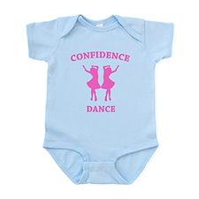 Confidence Dance Infant Bodysuit