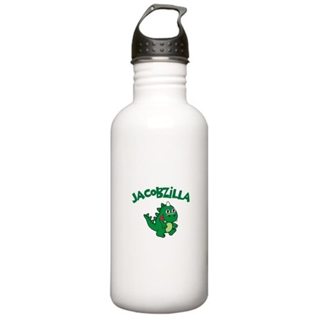 Jacobzilla Stainless Water Bottle 1.0L