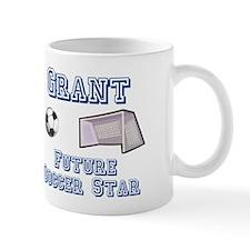 Grant - Future Soccer Star Mug