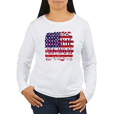 RASTA WEED LEAF GLO T-Shirt