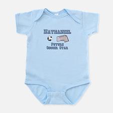Nathaniel - Future Soccer Sta Infant Bodysuit