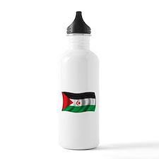 Wavy Western Sahara Water Bottle