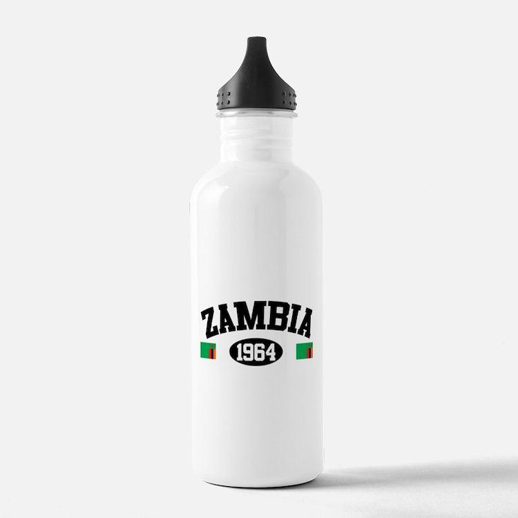 Zambia 1964 Water Bottle