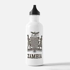 Vintage Zambia Water Bottle