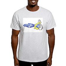 Naples Florida Pelican T-Shirt