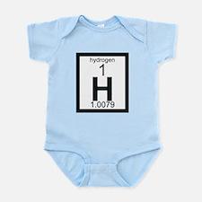 Hydrogen Infant Bodysuit