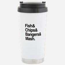 Fish & Chips Travel Mug