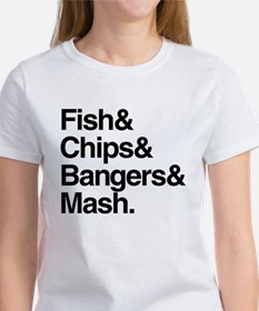 Fish & Chips Tee