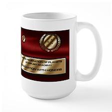 Starfleet Academy Graduation Mug