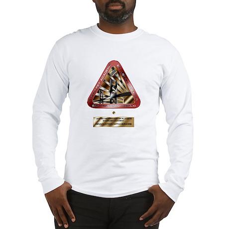 Starfleet Academy Graduation Long Sleeve T-Shirt