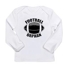 Football Orphan Long Sleeve Infant T-Shirt