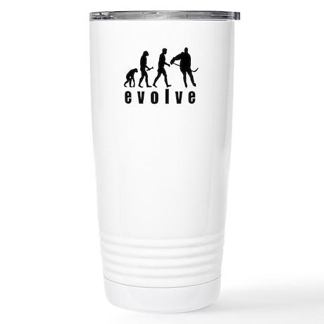 Evolve Hockey Stainless Steel Travel Mug
