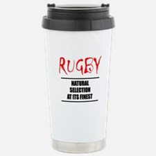 Rugby Natural Selection Travel Mug