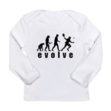 Evolve Tennis Long Sleeve Infant T-Shirt