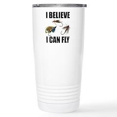 I Believe I Can Fly Travel Mug