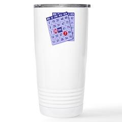 Bingo 24/7 Travel Mug