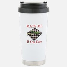 Mate Me Chess Travel Mug