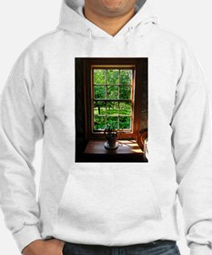 Colonial Cottage Window Hoodie