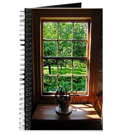 Colonial Cottage Window Journal