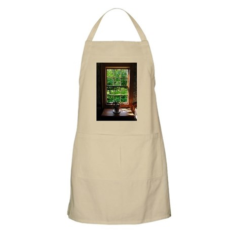 Colonial Cottage Window Apron