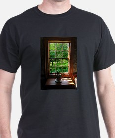 Colonial Cottage Window T-Shirt