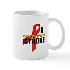 I Conquered Stroke Mug