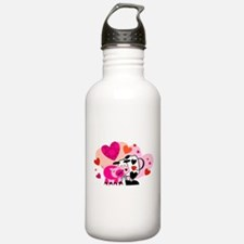 Cow & Pig Water Bottle