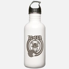 Retro No Fur Water Bottle