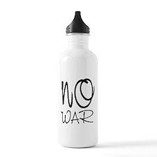Anti War Water Bottle