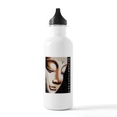 Stylized Avalokitesvara Water Bottle