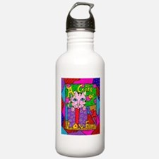 A Gift of Love Water Bottle