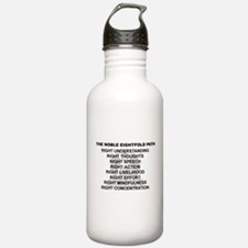 Noble Eightfold Path Water Bottle