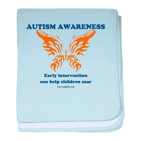 Early Intervention baby blanket