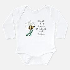 Autism Mom Long Sleeve Infant Bodysuit