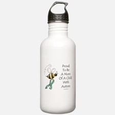 Autism Mom Water Bottle