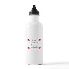 Grandma Power Water Bottle