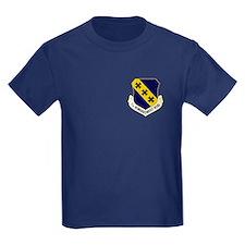 7th Bomb Wing Kid's T-Shirt (Dark)