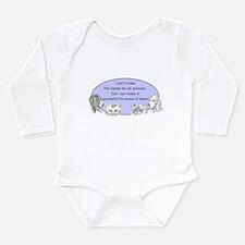 Better Pet Life Long Sleeve Infant Bodysuit