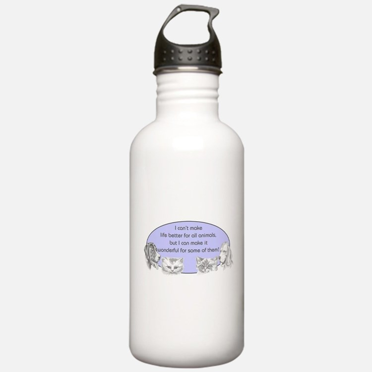 Better Pet Life Water Bottle