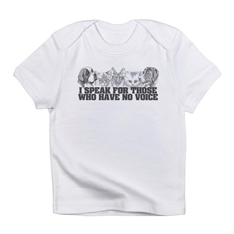 Animal Voice Infant T-Shirt