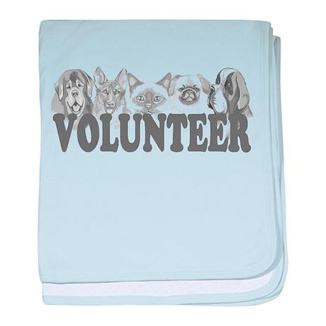 Volunteer baby blanket