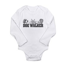 Dog Walker Onesie Romper Suit