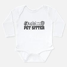 Pet Sitter Onesie Romper Suit