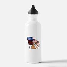 USA Bulldog Water Bottle