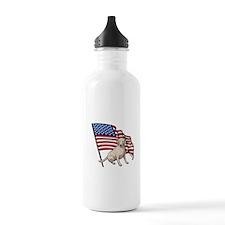 USA Lab Water Bottle