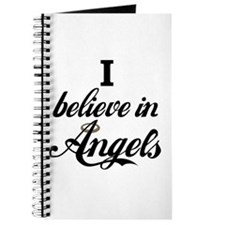 I BELEIVE IN ANGELS Journal
