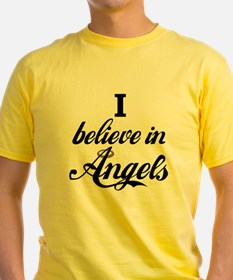 I BELEIVE IN ANGELS T