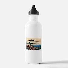 Hokusai Dawn at Isawa Water Bottle