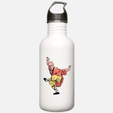 Shaolin Kungfu Water Bottle