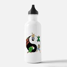 Yin Yang Kung Fu Water Bottle